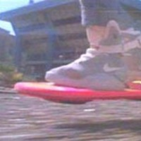 Back to the Future Hoverboard...Almost