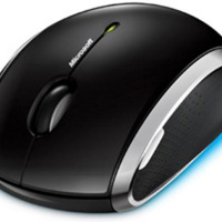 BlueTrack Wireless Mobile Mouse