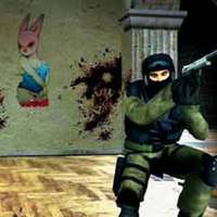 Counter Strike Street Art