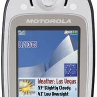 Motorola SCREEN3