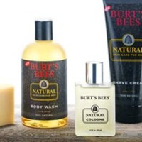 Burt's Bees Natural Skincare for Men