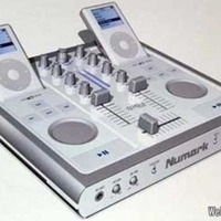 Numark iPod DJ Mixer