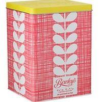 Bewley's x Orla Kiely Tea Caddy