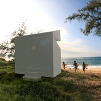 Paco Cube Prefab Vacation House
