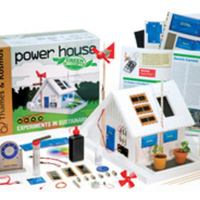 Thames & Kosmos Alternative Energy and Environmental Science Kits