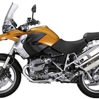 Test Drive: BMW R1200 GS