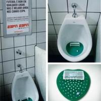 Soccer Urinal