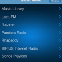Latest from Sonos: iPhone App, Free Pandora, Better Internet Radio