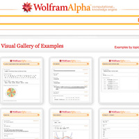 Wolfram Alpha Computational Knowledge Engine