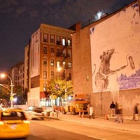 Banksy in NYC: The Village Pet Store and Charcoal Grill