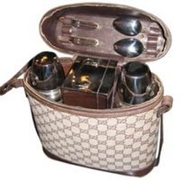 Vintage Gucci Picnic Set
