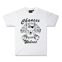 "Radiobelly ""Chances With Wolves Tee"""