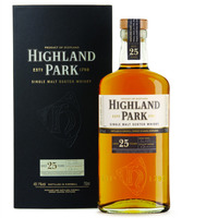 Highland Park 25 Scotch