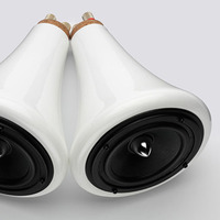 Ceramic Speakers Version 2