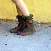 Pampa Tactical Boots