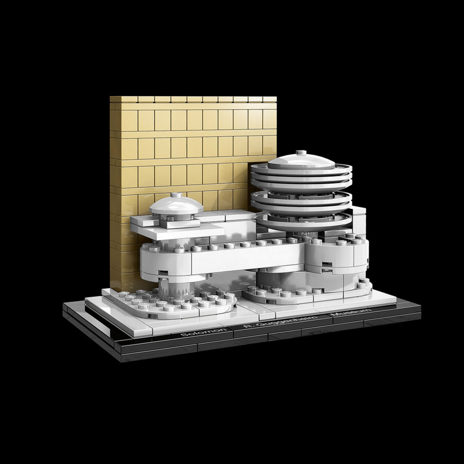 Lego architecture cool hunting for Architecture lego