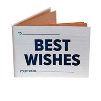 Best Wishes Book