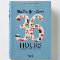 The New York Times 36 Hours Book
