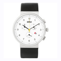 Dieter Rams for Braun Watch