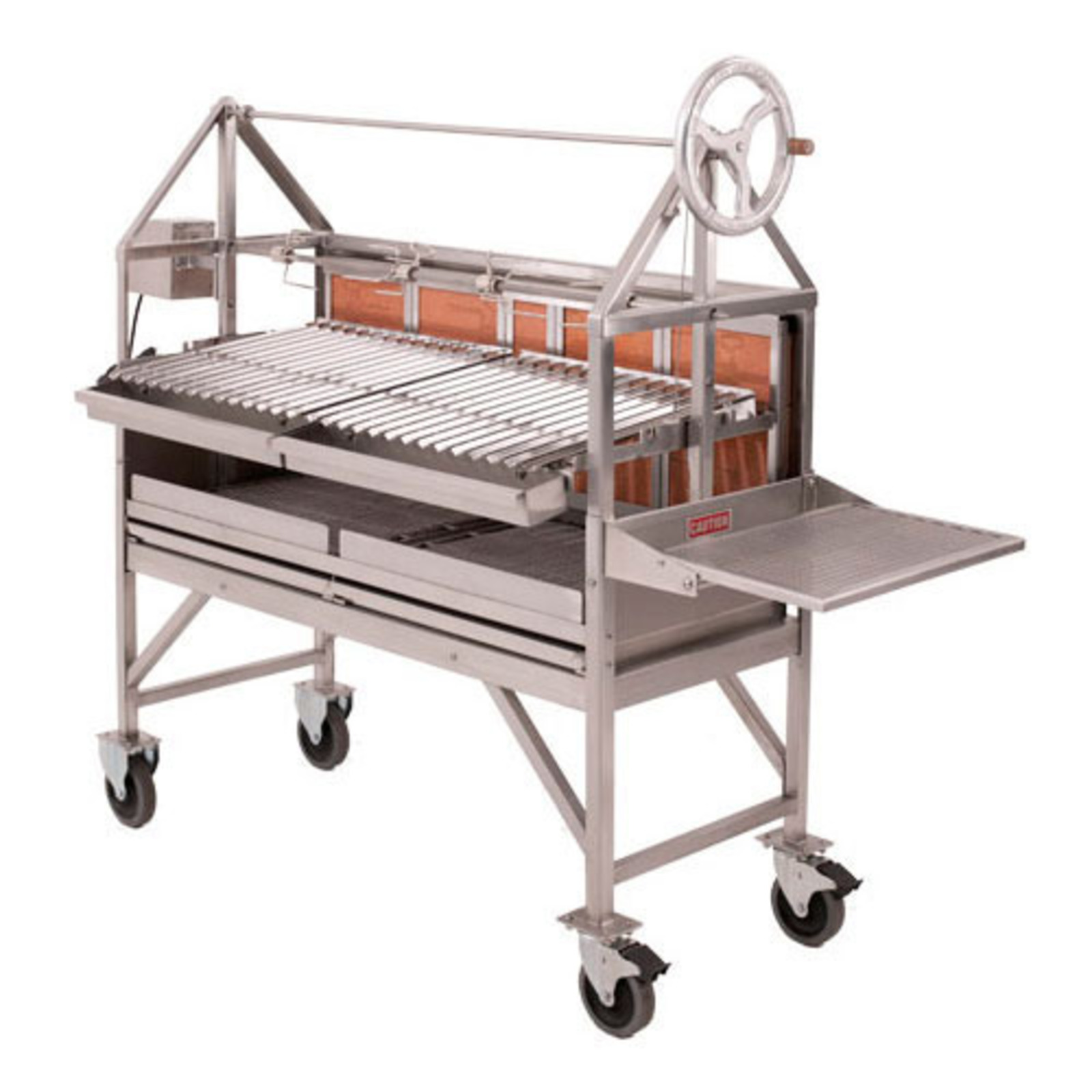 42 Asador Hd Rotisserie Grill Cool Hunting
