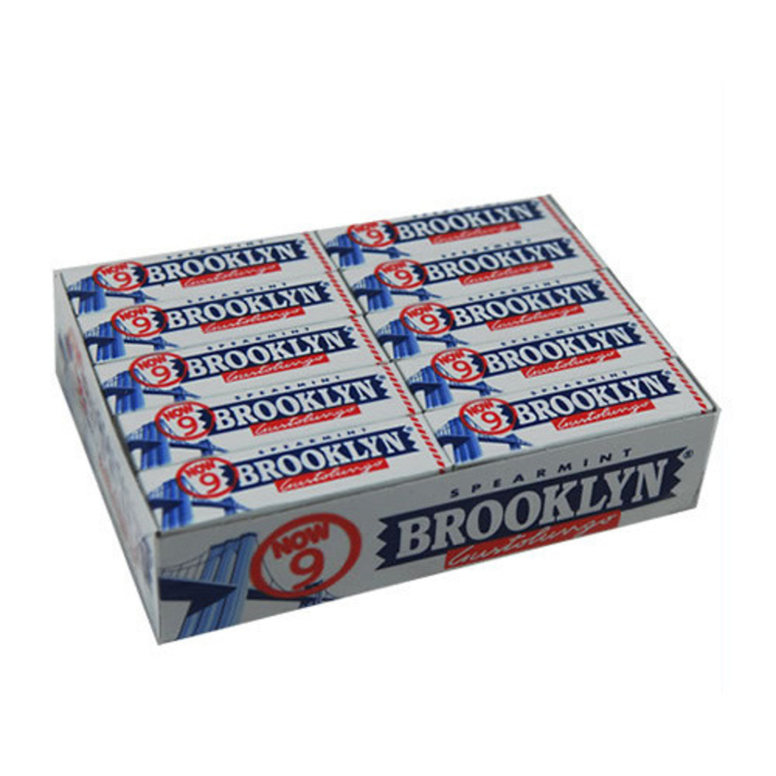 Brooklyn Spearmint Chewing Gum - Cool Hunting