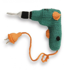 Mini Mechanic Knitted Drill