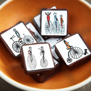 Bicycle Chocolates