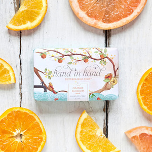 Ethically-Sourced Soaps