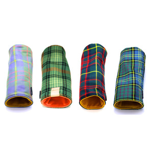 Scottish Clan Tartan Head Covers
