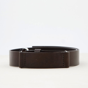 Leather U-Lock Belt