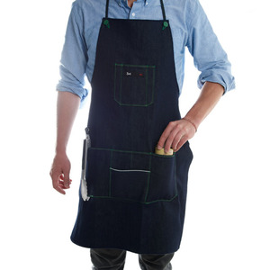CH Editions: Denim Pitmaster Apron