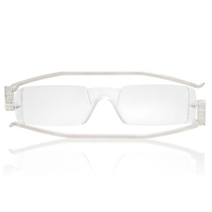 Compact 1 Transparent Glasses