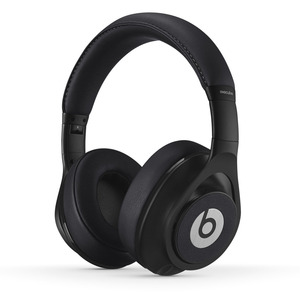 Matte Black Executive Headphones