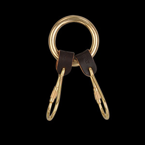2 Piece Key Ring