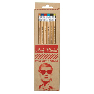 Warhol Pencil Set