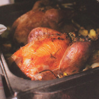 Holiday Recipes: French Farmhouse Chicken